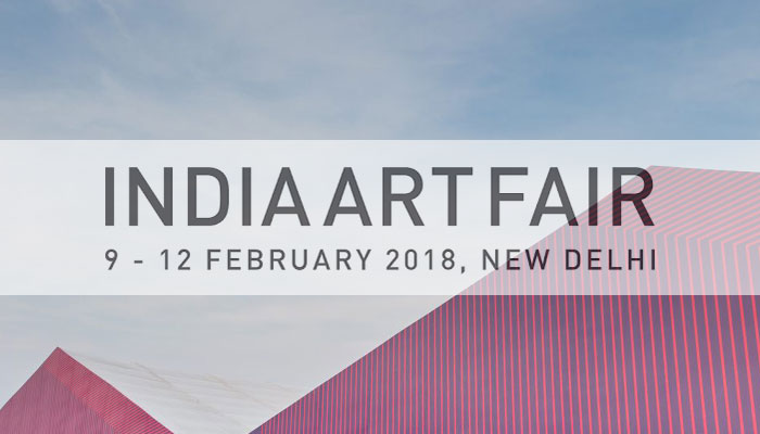 Burkhard von Harder | INDIAN ART FAIR NEW DELHI 2018
