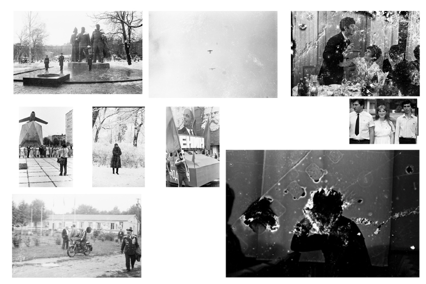 Burkhard von Harder | FOTICON | The anonymous Ukrainian archive COLD WAR IN A TRASH BAG