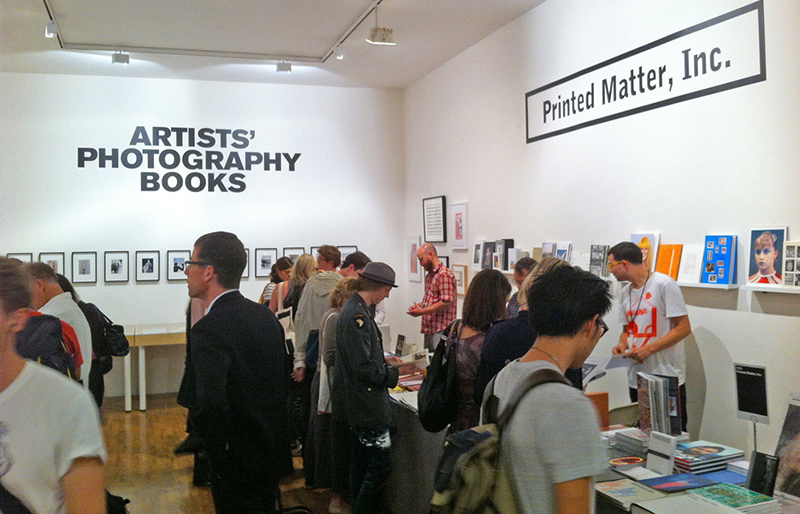 Burkhard von Harder | WITH ABC AT NY ART BOOK FAIR - Museum of Modern Art