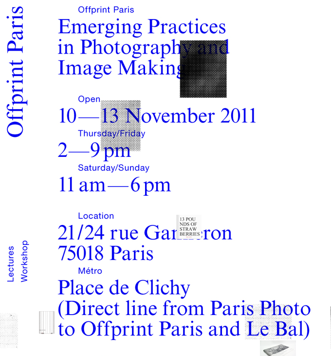 Burkhard von Harder | Offprint Paris 2011
