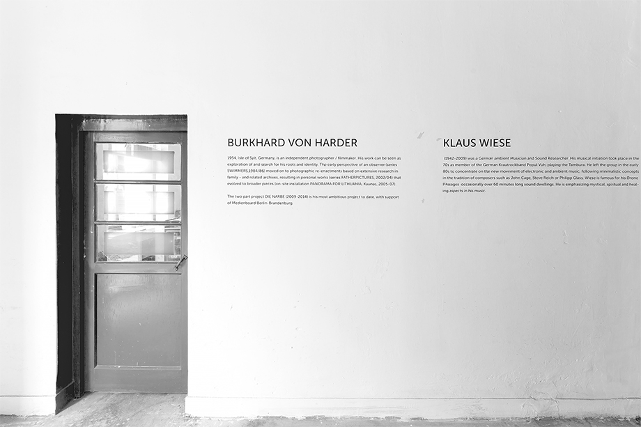 Burkhard von Harder - NARBE DEUTSCHLAND | SCAR GERMANY - World Premiere Part 2 - Lao Feng - Being3 Gallery Beijing
